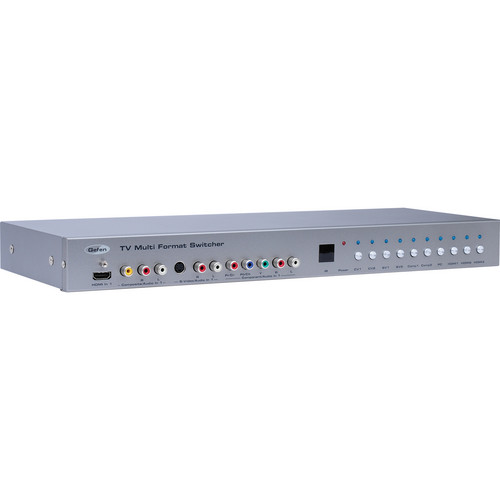 Gefen EXT-TV-MFS TV Multi-Format Switcher