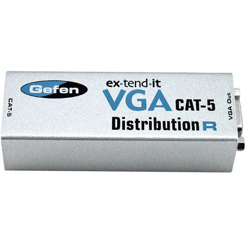 Gefen EXT-VGA-CAT5-148R 1x8 VGA CAT5 Distribution Receiver