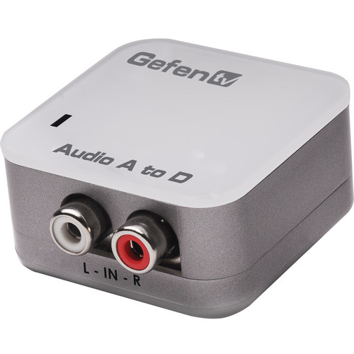 Gefen GTV-AAUD-2-DIGAUD - Analog Audio to Digital Audio Adapter