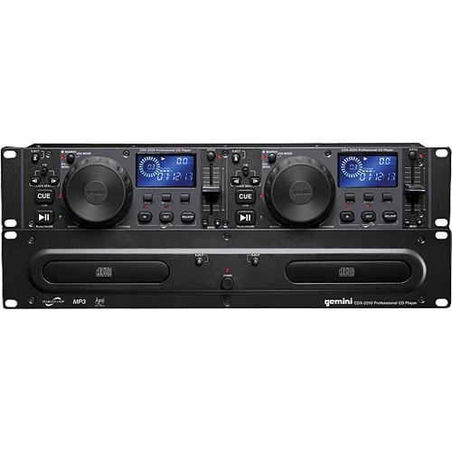 Gemini CDX-2250 Dual CD player