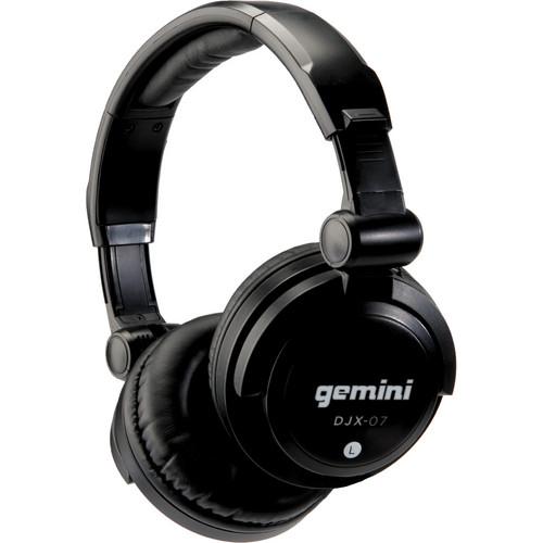 Gemini DJX-07 Professional DJ Headphones