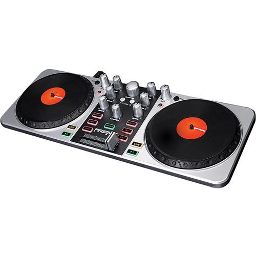 Gemini FirstMix USB DJ Controller