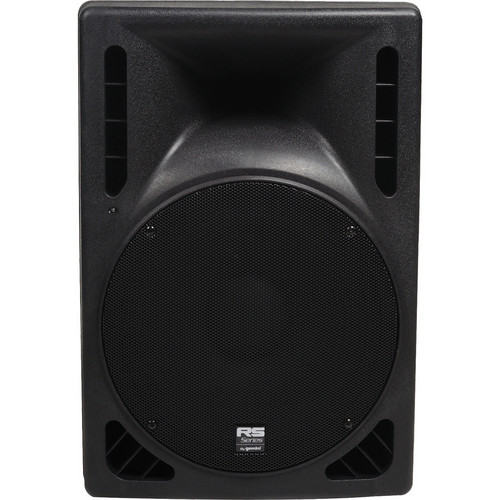 "Gemini RS-415USB 15"" 1200W 2-Way Active Loudspeaker with USB and SD"