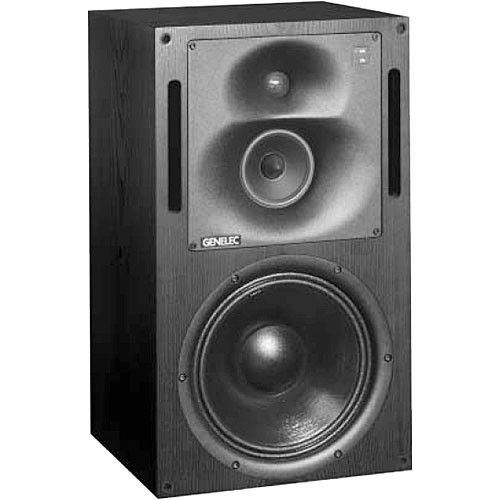"Genelec 1037C 420W 12"" Active Three-Way Studio Monitor"
