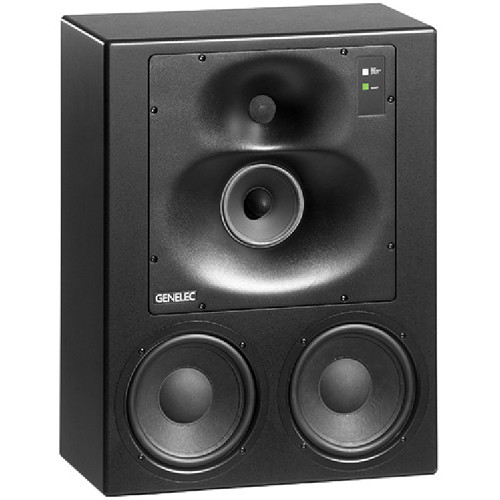 Genelec 1038CF 420W 3-Way Active Studio Monitor
