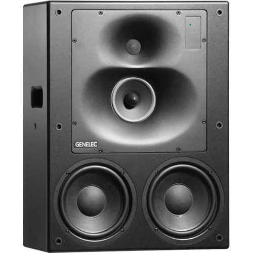 Genelec 1238CF Tri-amplified DSP Monitoring System