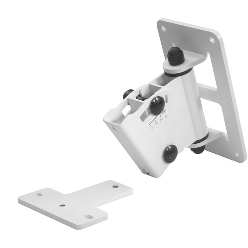 Genelec 8000-402W Adjustable Wall Mount for 8000-Series (White)