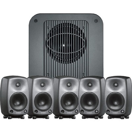 Genelec 8030.LSE PowerPak 5.1 Surround Monitoring System