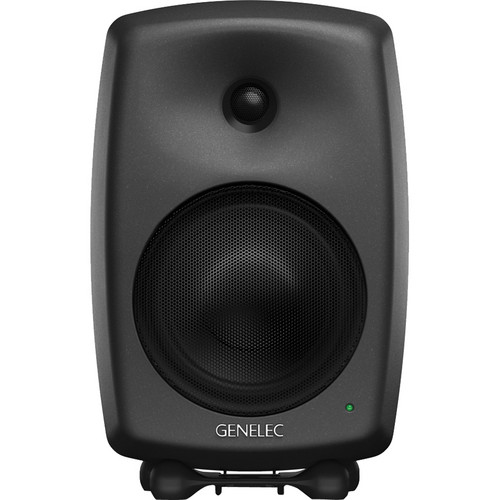 "Genelec 8240A 180W 6.5"" Active 2-Way DSP Monitor Speaker (Black)"