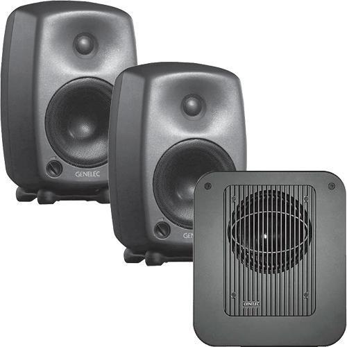 Genelec SE Triple Play 2.1 Digital Speaker System