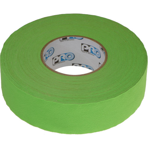 "ProTapes Pro Chroma Cloth Tape - 2.0"" x 20 yds (Chroma Green)"