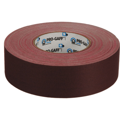 "ProTapes Pro Gaffer Tape (2"" x 55 yd, Burgundy)"
