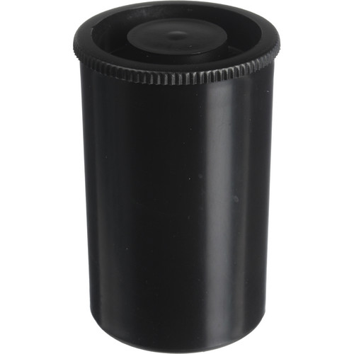 General Brand Plastic 35mm Film Canisters With Caps (25 Pack)