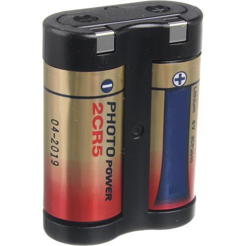 General Brand 2CR5 6V Lithium Battery