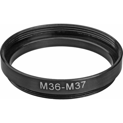 General Brand 36-37mm Step-Up Ring