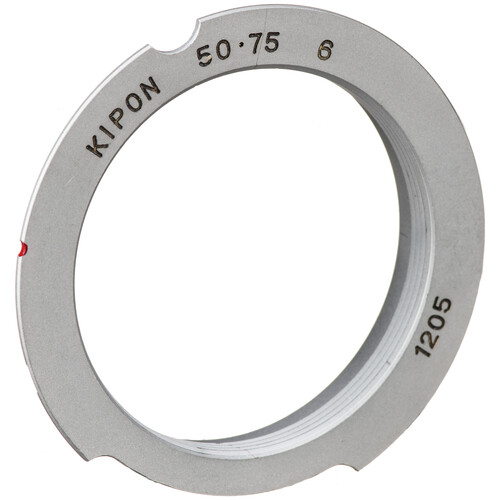General Brand M39 Lens to Leica M Camera Adapter (50mm/75mm Frame Lines)