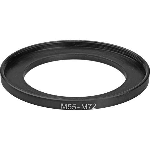 General Brand 55-72mm Step-Up Ring