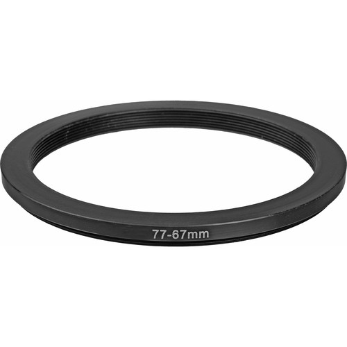 General Brand 77-67mm Step-Down Ring (Lens to Filter)