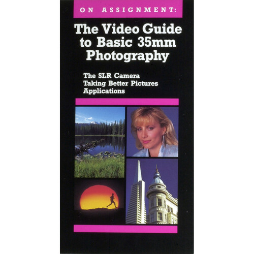 General Brand Video Tape: The Video Guide to Basic 35mm Photography