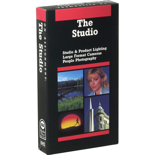 """General Brand Video Tape: """"On Assignment"""": The Studio"""