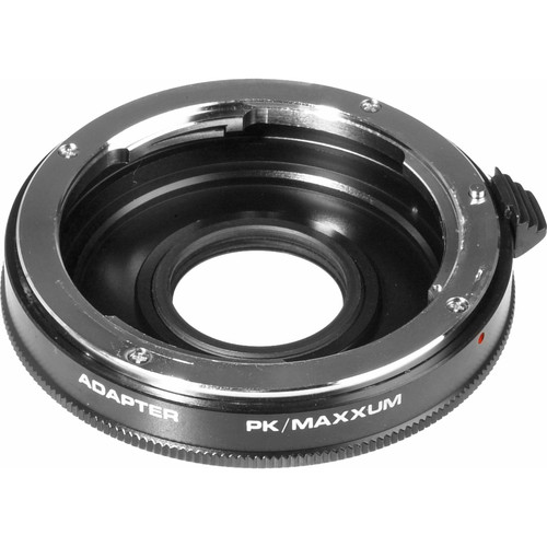 General Brand Maxxum Body to Universal Lens Adapter