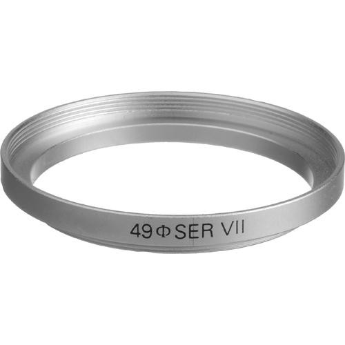 General Brand 49mm-Series 7 Step-Up Adapter Ring (Lens to Filter)
