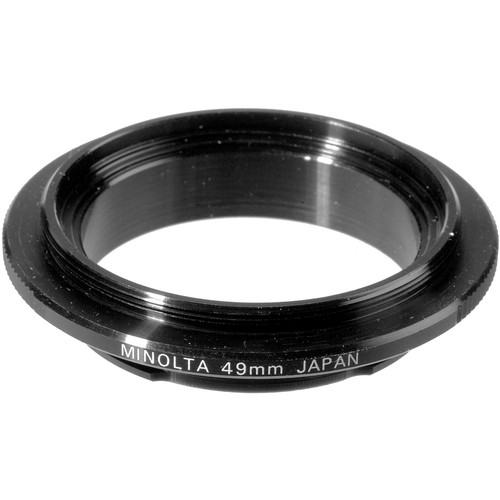 General Brand 49mm to Sony A/Minolta AF Reversing Adapter