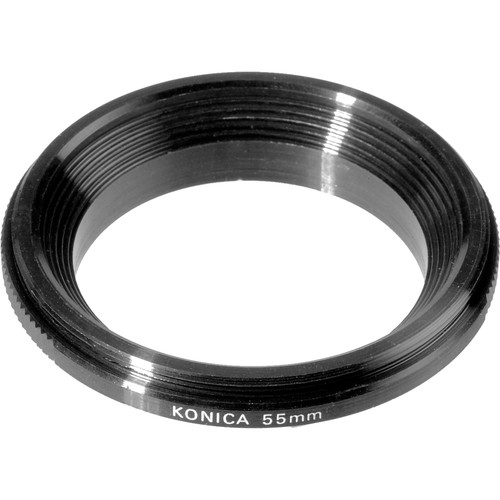 General Brand 55mm to Konica AR Reversing Adapter
