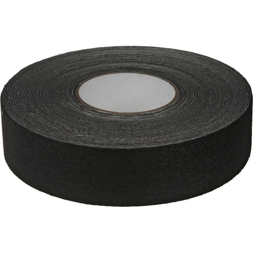 "ProTapes Black Duvetyne Tape - 2"" x 25 Yards"