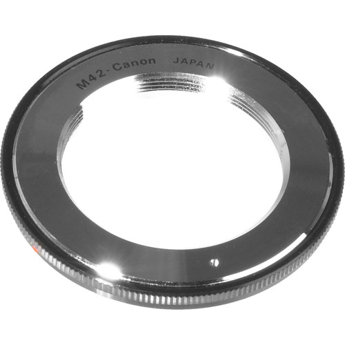 General Brand Canon FD Body to Universal Lens Adapter