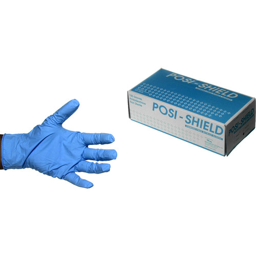 General Brand Disposable Nitrile Gloves (100 Gloves, Extra-Large)