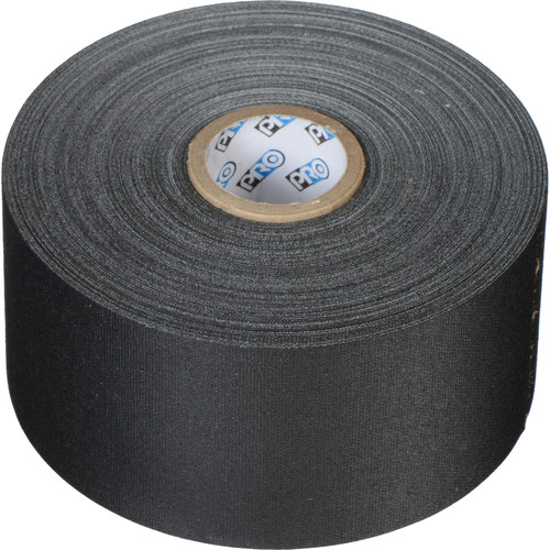 "ProTapes Gaffer Cloth Tape - Matte Black (2.0"" x 30 yds)"
