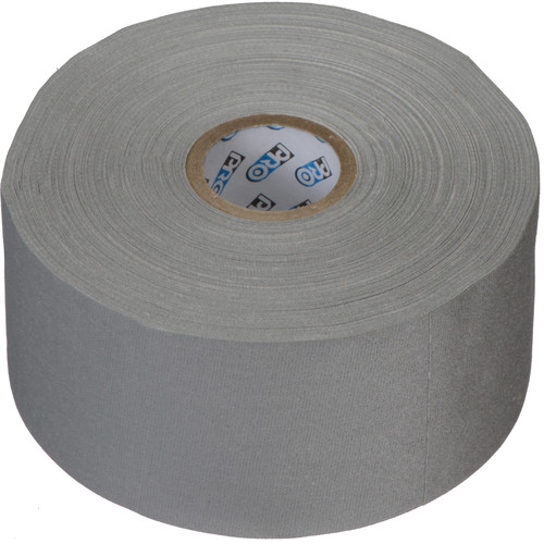 """ProTapes Pro Gaffer Tape (2"""" x 30 yd, Gray)"""