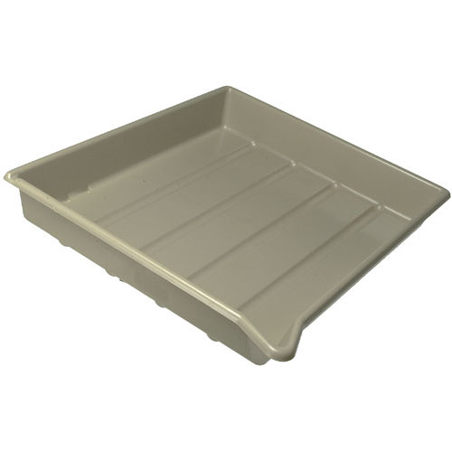 """General Brand Plastic Developing Trays - 16x20""""(Set of 3)"""