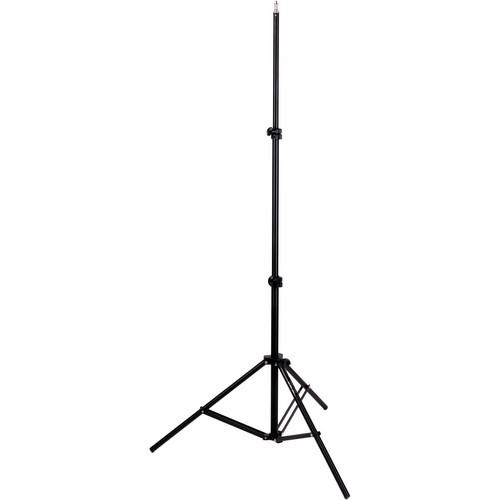 General Brand Light Stand, Black (6')