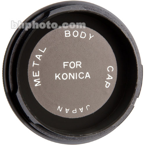 General Brand Metal Body Cap for Konica AR