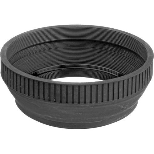 General Brand 37mm Collapsible Rubber Lens Hood