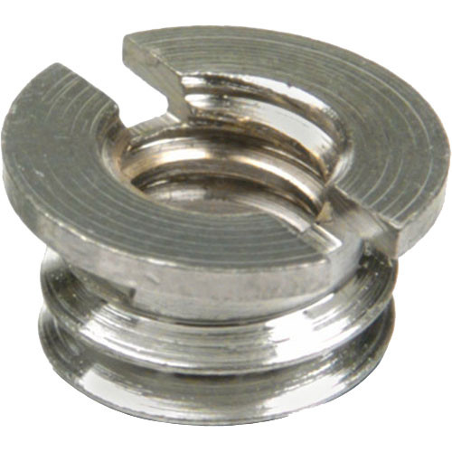 "General Brand 3/8"" to 1/4""-20 Tripod Reducer Bushing"