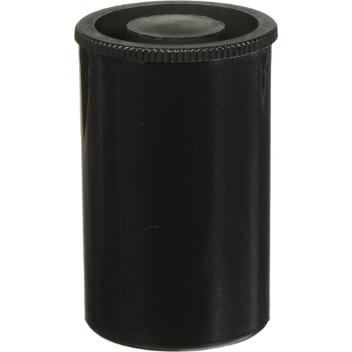 General Brand Plastic Film Canisters with Caps (5-Pack)