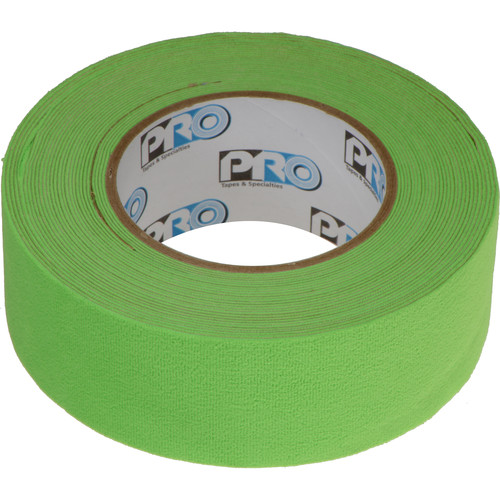 "ProTapes Pro Digital Cloth Tape - 2"" x 10 yd (Chroma Green)"