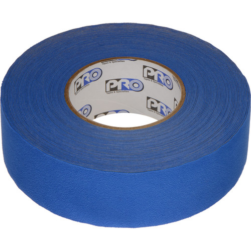 "ProTapes Pro Chroma Key Cloth Gaffer's Tape - (2""x20Yd) - Blue"