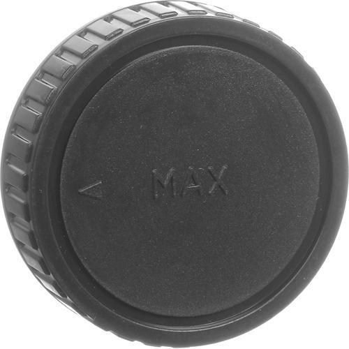 General Brand Rear Lens Cap for Sony Alpha & Minolta Maxxum Auto Focus Lenses
