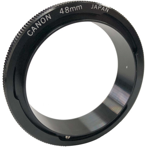 General Brand 48mm to Canon FD Reversing Adapter