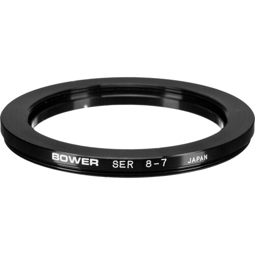 General Brand Series 8-Series 7 Step-Down Ring (Lens to Filter)