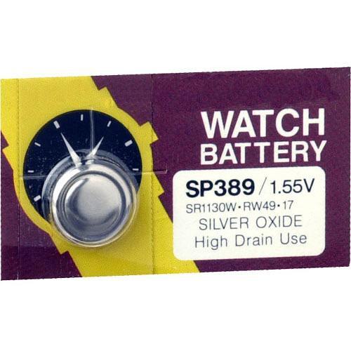 General Brand SP389 1.5V Silver Oxide Battery