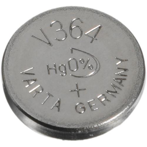 General Brand V364 1.55v Silver Battery