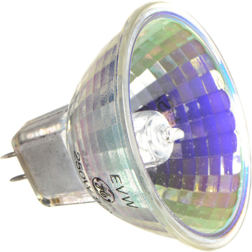 General Electric EVW Halogen Lamp (250W, 82V)