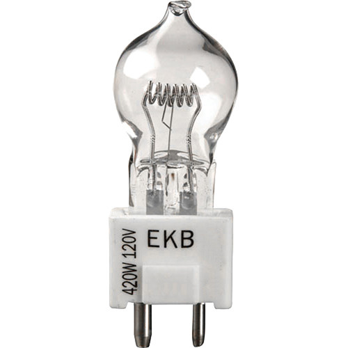 General Electric EKB Lamp - 420 watts/120 volts
