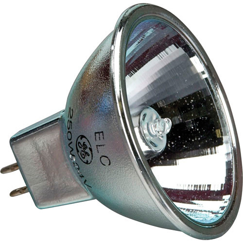 General Electric ELC Lamp - 250 watts/24 volts