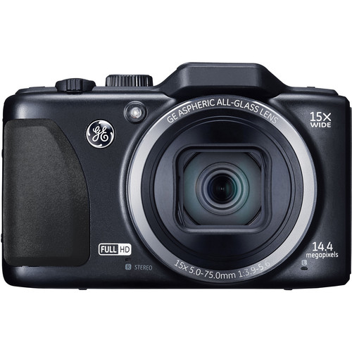 General Electric G100 Digital Camera (Black)